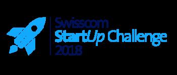 Logo - Swisscom StartUp Challenge 2018