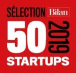 Logo - sélection 50 startups Bilan 2019
