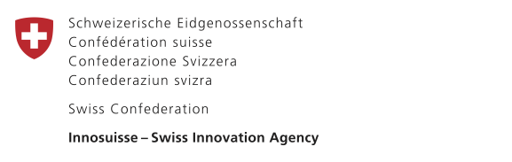 Innosuisse - Swiss Innovation Agency