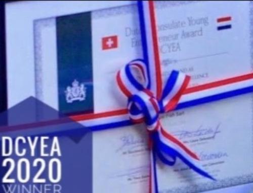 V-Labs wins the Dutch Consulate Young Enterprise Award 2020!